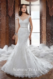 Sophia Tolli Wedding Dress Y21512