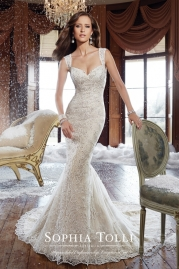 Sophia Tolli Wedding Dress Y21515
