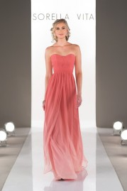 Sorella Vita Bridesmaid Dress 8472OM