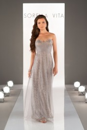 Sorella Vita Bridesmaid Dress 8684