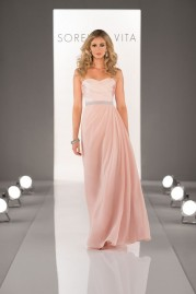 Sorella Vita Bridesmaids Dress 8424