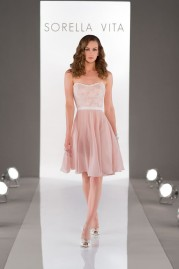 Sorella Vita Bridesmaids Dress 8456