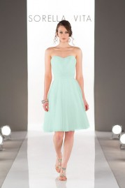 Sorella Vita Bridesmaids Dress 8594