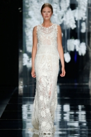 Yolan Cris Bonanova Wedding Dress