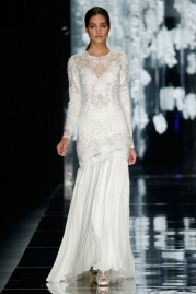 Yolan Cris Montabau Wedding Dress