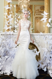 Yolan Cris Wedding Dress Ada