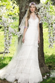 Yolan Cris Wedding Dress Alana