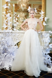 Yolan Cris Wedding Dress Alisa