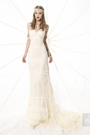 Yolan Cris Wedding Dress Amalia