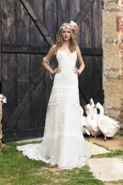 Yolan Cris Wedding Dress Angie