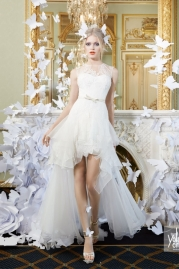 Yolan Cris Wedding Dress Aurelia
