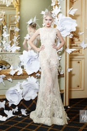Yolan Cris Wedding Dress Candela