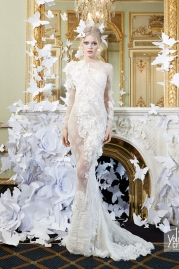 Yolan Cris Wedding Dress Casilda
