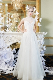 Yolan Cris Wedding Dress Catalina