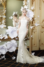 Yolan Cris Wedding Dress Chantal