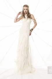 Yolan Cris Wedding Dress Clara