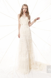 Yolan Cris Wedding Dress Danae