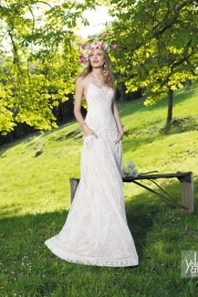 Yolan Cris Wedding Dress Daniela