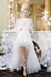 Yolan Cris Wedding Dress Heidy