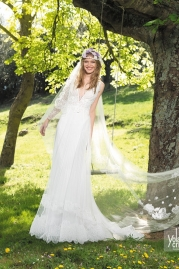 Yolan Cris Wedding Dress Liticia