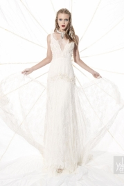 Yolan Cris Wedding Dress Lynne