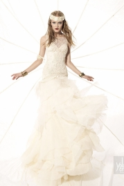 Yolan Cris Wedding Dress Mariela