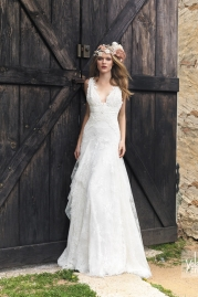 Yolan Cris Wedding Dress Marisol