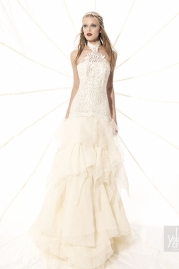 Yolan Cris Wedding Dress Montse