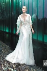 Yolan Cris Wedding Gown Carla