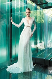 Yolan Cris Wedding Gown Deborah