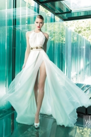 Yolan Cris Wedding Gown Izar