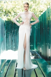 Yolan Cris Wedding Gown Loreto