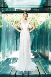 Yolan Cris Wedding Gown Ninette