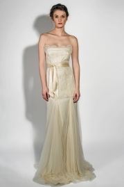 belle and bunty wedding dress the tulip